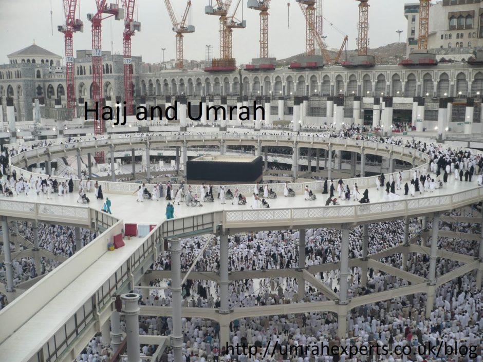 What is the inspiring Message in Hajj and Umrah