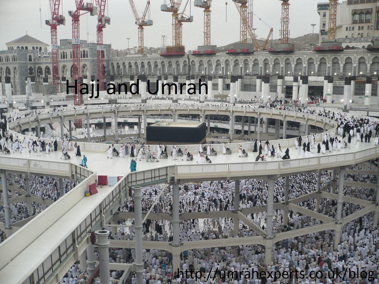 Umrah And Hajj Travel Agents