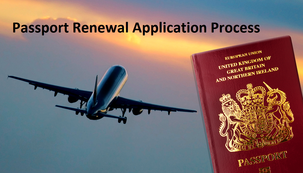 Passport Renewal Application Process