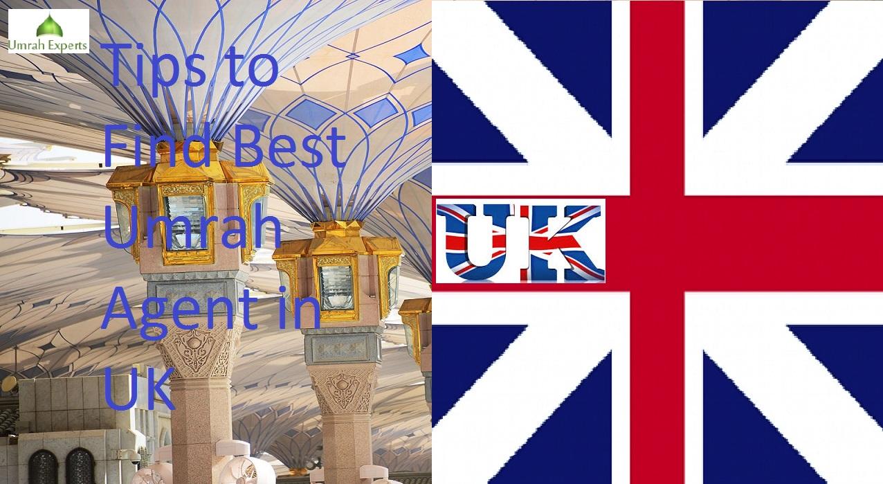 Best Umrah Agent in UK