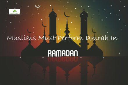 Ramadan umrah 2018