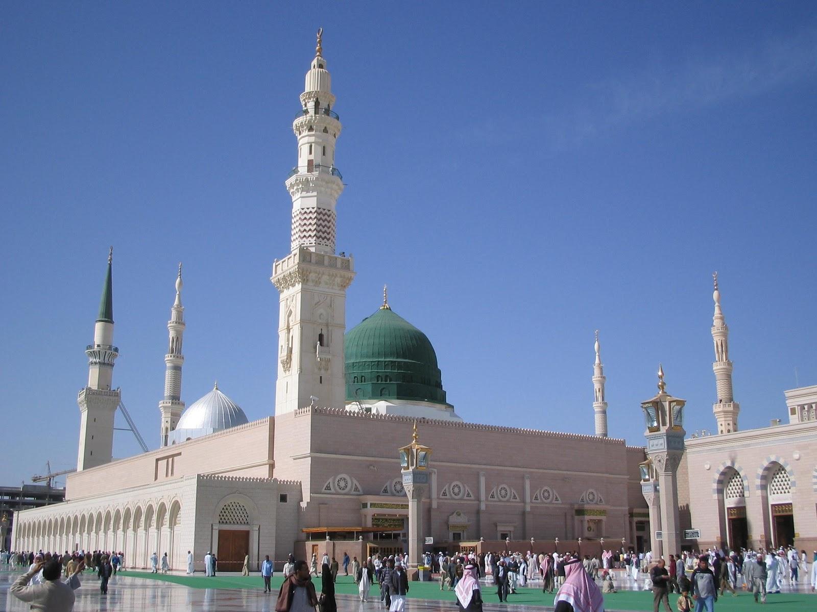Madinah Virtues According To Hadith E Nabvi For Muslims